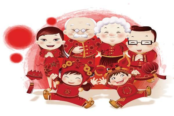 春节拜年祝福语