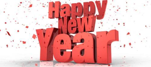 祝福新年的话