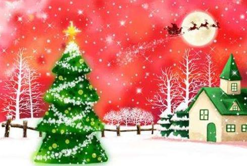 关于圣诞节的祝福语